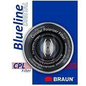 Filtr BRAUN CPL Blueline (37 mm)