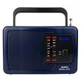 Radio ELTRA Maria Granatowy