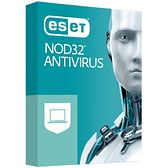 Program ESET NOD32 Antivirus BOX (1 stan. 36 mies.)