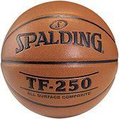 Piłka koszykowa SPALDING TF-250 (rozmiar 5)