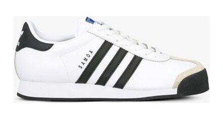 Buty sportowe męskie Adidas na wiosnę wiązane