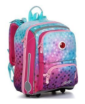 Plecak dla dzieci Topgal w groszki