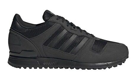 Buty sportowe męskie Adidas zamszowe