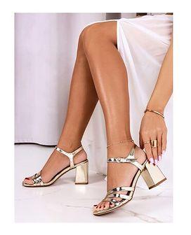 Sandały damskie Casu eleganckie