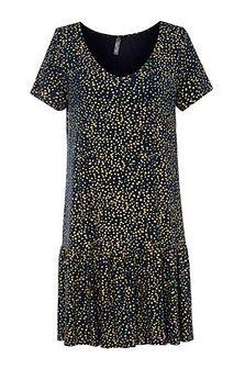 Sukienka Bonprix z krótkim rękawem mini casualowa