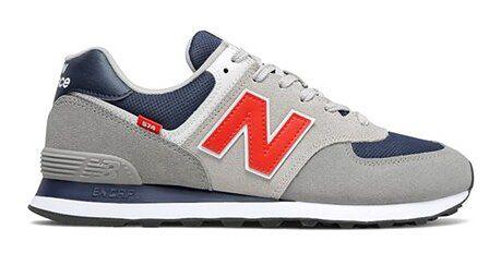 Buty sportowe męskie New Balance sznurowane
