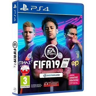 Gry PS4 Electronic arts FIFA 19