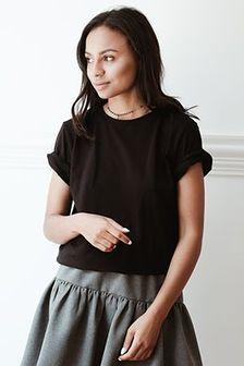 Koszulka Alice Black
