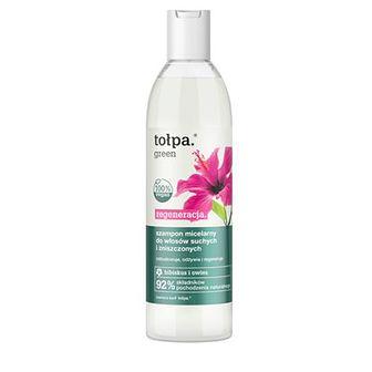 szampon micelarny do włosów suchych i zniszczonych, 300 ml