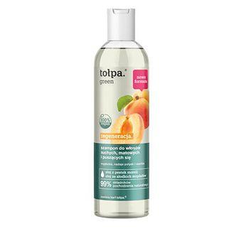 szampon do włosów suchych, matowych i puszących się, 300 ml