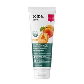 multifunkcyjny olejek w kremie do włosów suchych, matowych i puszących się, 125 ml
