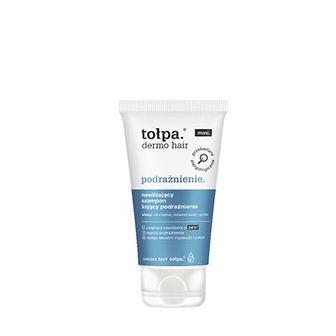 nawilżający szampon kojący podrażnienia, 50 ml