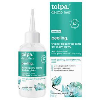 trychologiczny peeling do skóry głowy, 100 ml
