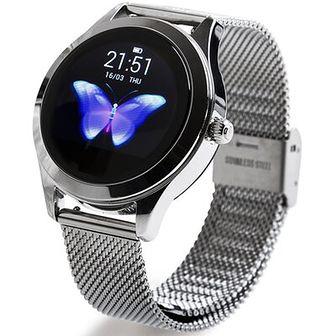 Smartwatch ORO-MED Smart Lady Srebrny