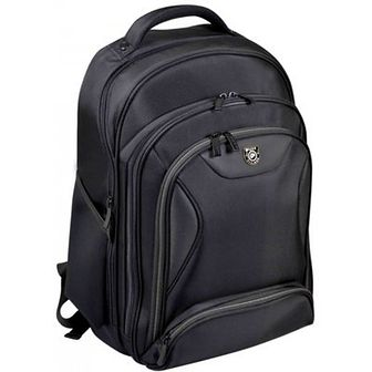 Plecak na laptopa PORT DESIGNS Manhattan Backpack 15.6-17.3 cali Czarny