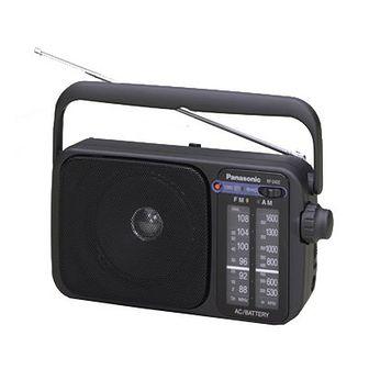 Radio PANASONIC RF-2400EG-K