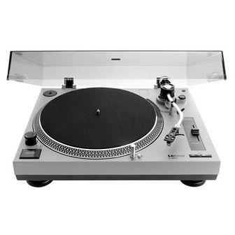 Gramofon LENCO L3808G Szary