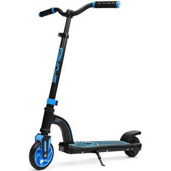 Hulajnoga elektryczna SPOKEY Mobius Young Czarno-niebieski