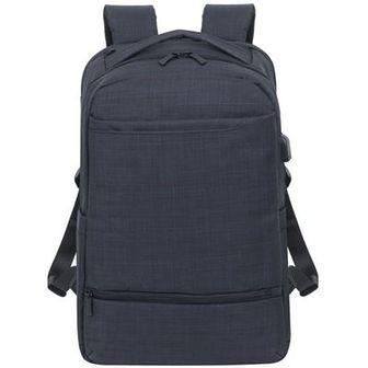 Plecak na laptopa RIVACASE Biscayne 8365 17.3 cali Czarny