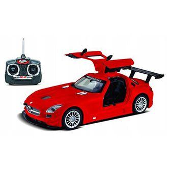 Samochód zdalnie sterowany GT TOYS Mercedes SLS GT3 Czerwony