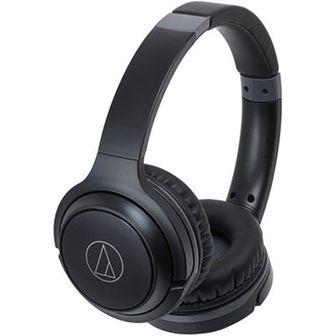 Słuchawki nauszne AUDIO-TECHNICA ATH-S200BT Czarny