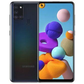 Smartfon SAMSUNG Galaxy A21s Czarny SM-A217