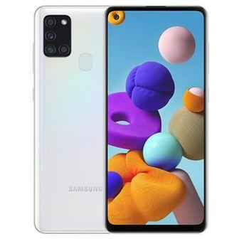 Smartfon SAMSUNG Galaxy A21s Biały SM-A217