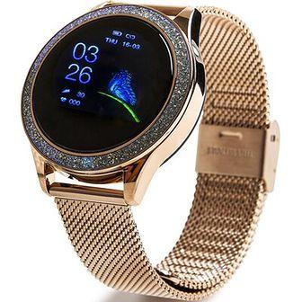Smartwatch ORO-MED Smart Crystal Złoty