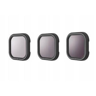 Zestaw filtrów TELESIN do Gopro Hero 8 GP-FLT-809