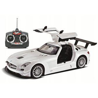 Samochód zdalnie sterowany GT TOYS Auto Rc Mercedes Sls Biały