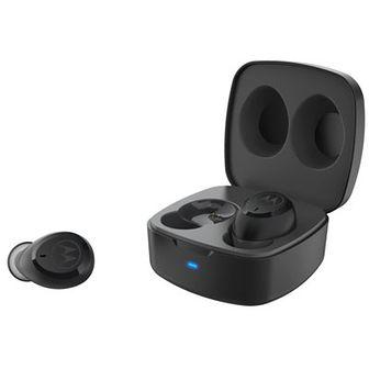Słuchawki dokanałowe MOTOROLA Vervebuds 100 True Wireless Czarny