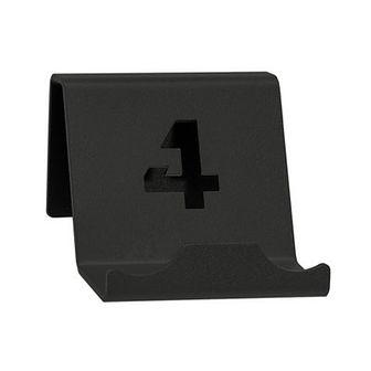 Zestaw uchwytów 4MOUNT do konsoli PS4 Pro Czarny
