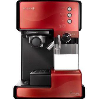 Ekspres BREVILLE Prima Latte VCF046X Czerwony
