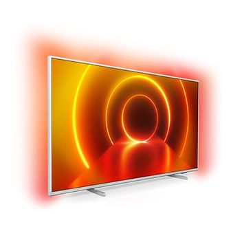 """Telewizor PHILIPS 50PUS7855/12 50"""" LED 4K Ambilight x3"""