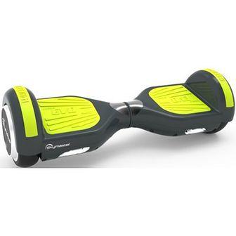 Deskorolka elektryczna SKYMASTER Wheels 7 Evo Smart 6.5 cala Czarno-zielony