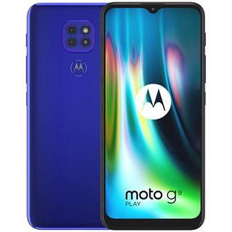 Smartfon MOTOROLA Moto G9 Play 4/64GB Dual Niebieski