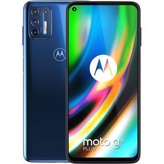 Smartfon MOTOROLA Moto G9 Plus 4/128GB Niebieski