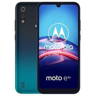 Smartfon MOTOROLA Moto E6s 2/32GB Niebieski