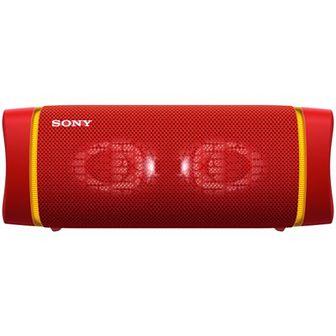 Głośnik mobilny SONY SRS-XB33R Czerwony