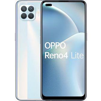 "Smartfon OPPO Reno 4 Lite 8/128GB 6.4"" Biały CPH2125"