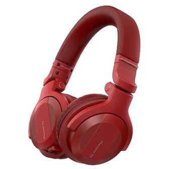 Słuchawki nauszne PIONEER HDJ-CUE1BT Czerwony