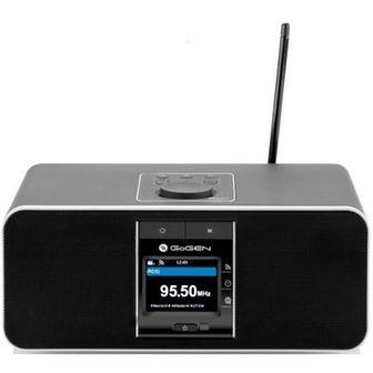 Radio GOGEN IR167BTB Czarny
