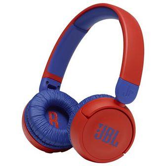 Słuchawki nauszne JBL JR310BT Czerwony
