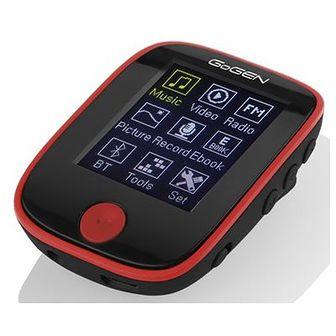 Odtwarzacz mp3 GOGEN MXM 421 GB4 BT Czarno-czerwony
