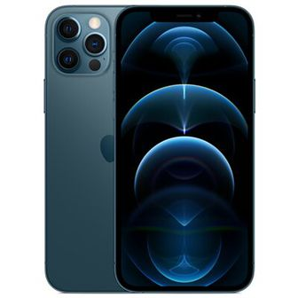 "Smartfon APPLE iPhone 12 Pro 256GB 5G 6.1"" Pacyficzny MGMT3PM/A"