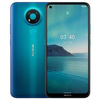 "Smartfon NOKIA 3.4 3/64GB 6.39"" 90Hz Niebieski HQ5020KC87000"