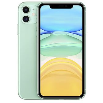 "Smartfon APPLE iPhone 11 64GB 6.1"" Zielony MHDG3PM/A"
