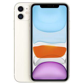 """Smartfon APPLE iPhone 11 128GB 6.1"""" Biały MHDJ3PM/A"""