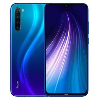 Smartfon XIAOMI Redmi Note 8 4/64GB Niebieski