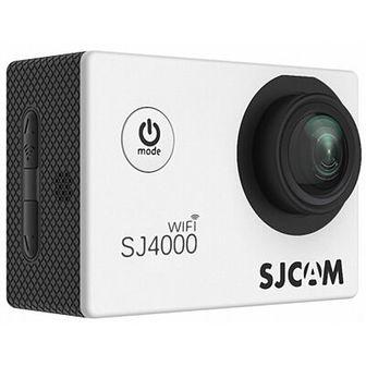 Kamera sportowa SJCAM SJ4000 WiFi Biały